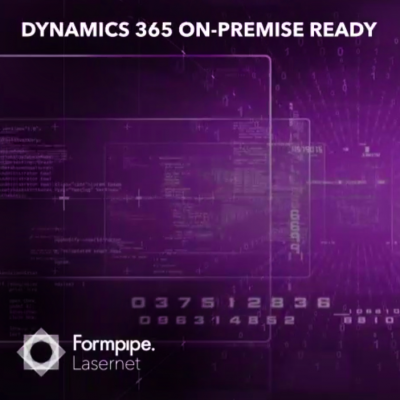 Dynamics 365 On-Premise Ready