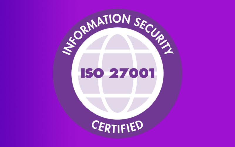Formpipe is now ISO 27001 certified